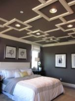 Fabulous statement ceiling ideas for home 17