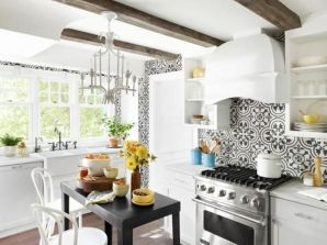 Fabulous statement ceiling ideas for home 22