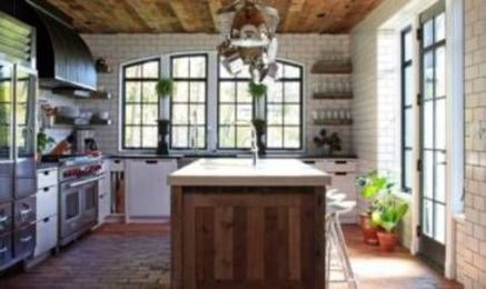 Fabulous statement ceiling ideas for home 27