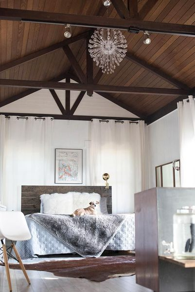 Fabulous statement ceiling ideas for home 39