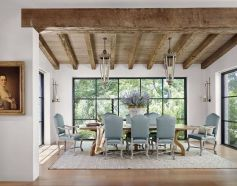 Fabulous statement ceiling ideas for home 40