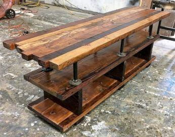 Graceful pallet furniture ideas 04