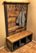 Graceful pallet furniture ideas 08