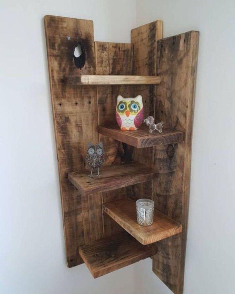 Graceful pallet furniture ideas 19