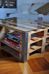 Graceful pallet furniture ideas 25