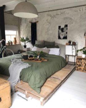 Graceful pallet furniture ideas 31