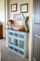 Graceful pallet furniture ideas 33