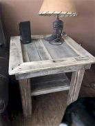 Graceful pallet furniture ideas 35