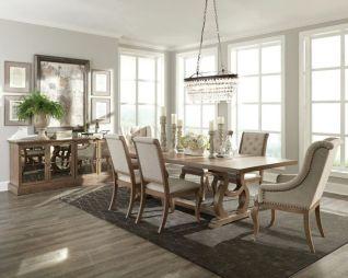 Lovely dining room tiles design ideas 01