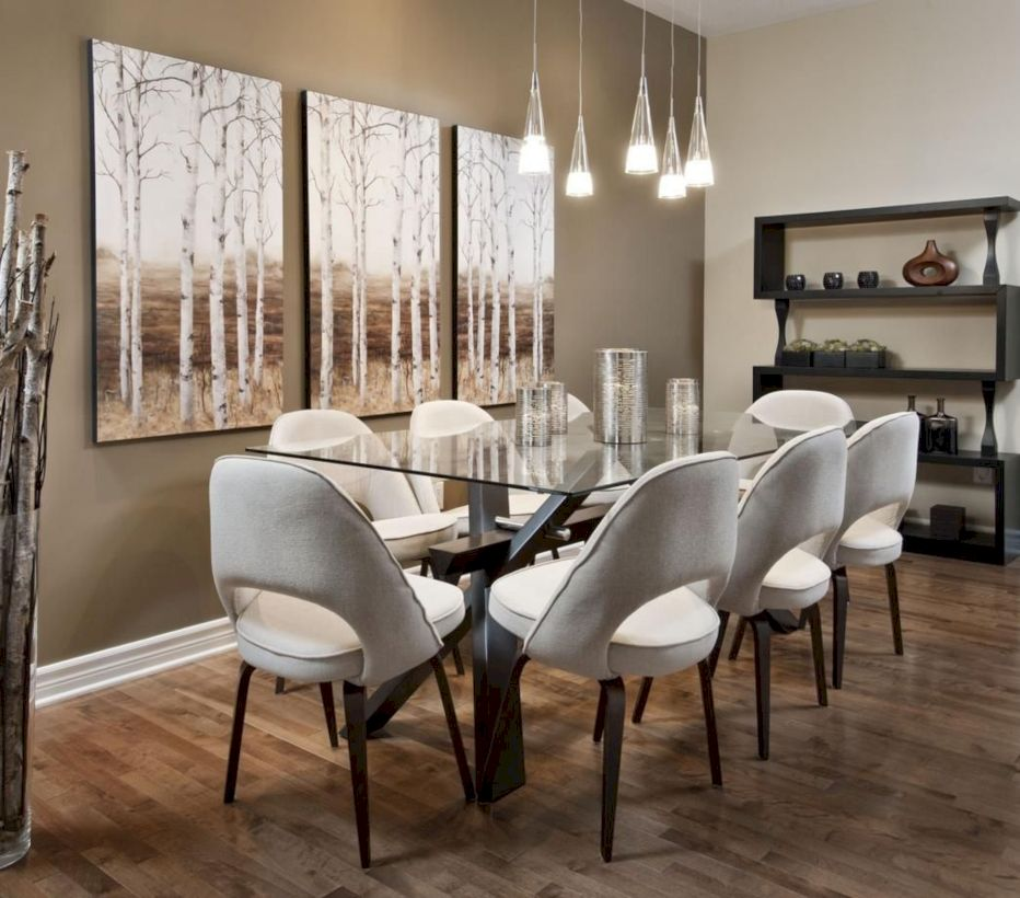 Lovely dining room tiles design ideas 06