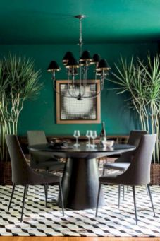 Lovely dining room tiles design ideas 08