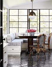 Lovely dining room tiles design ideas 10