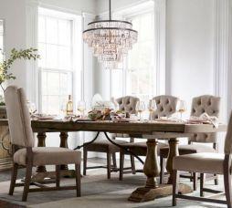 Lovely dining room tiles design ideas 13