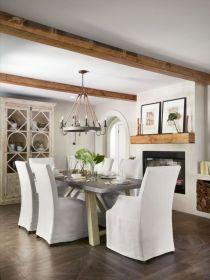 Lovely dining room tiles design ideas 27