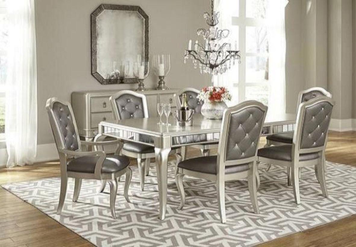 Lovely dining room tiles design ideas 33
