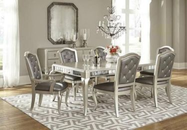 Lovely dining room tiles design ideas 33