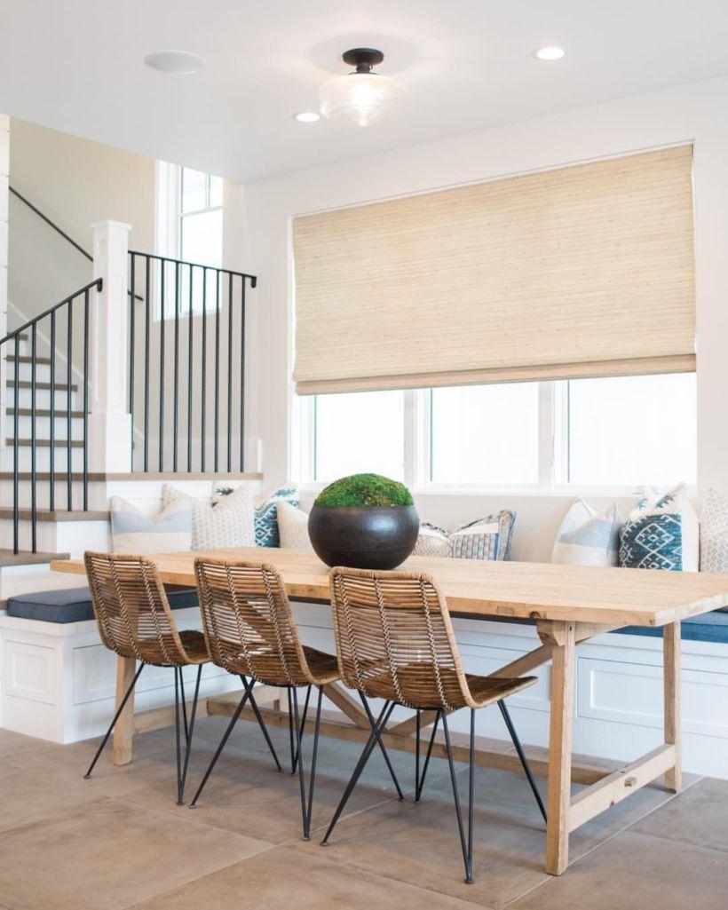 Lovely dining room tiles design ideas 36