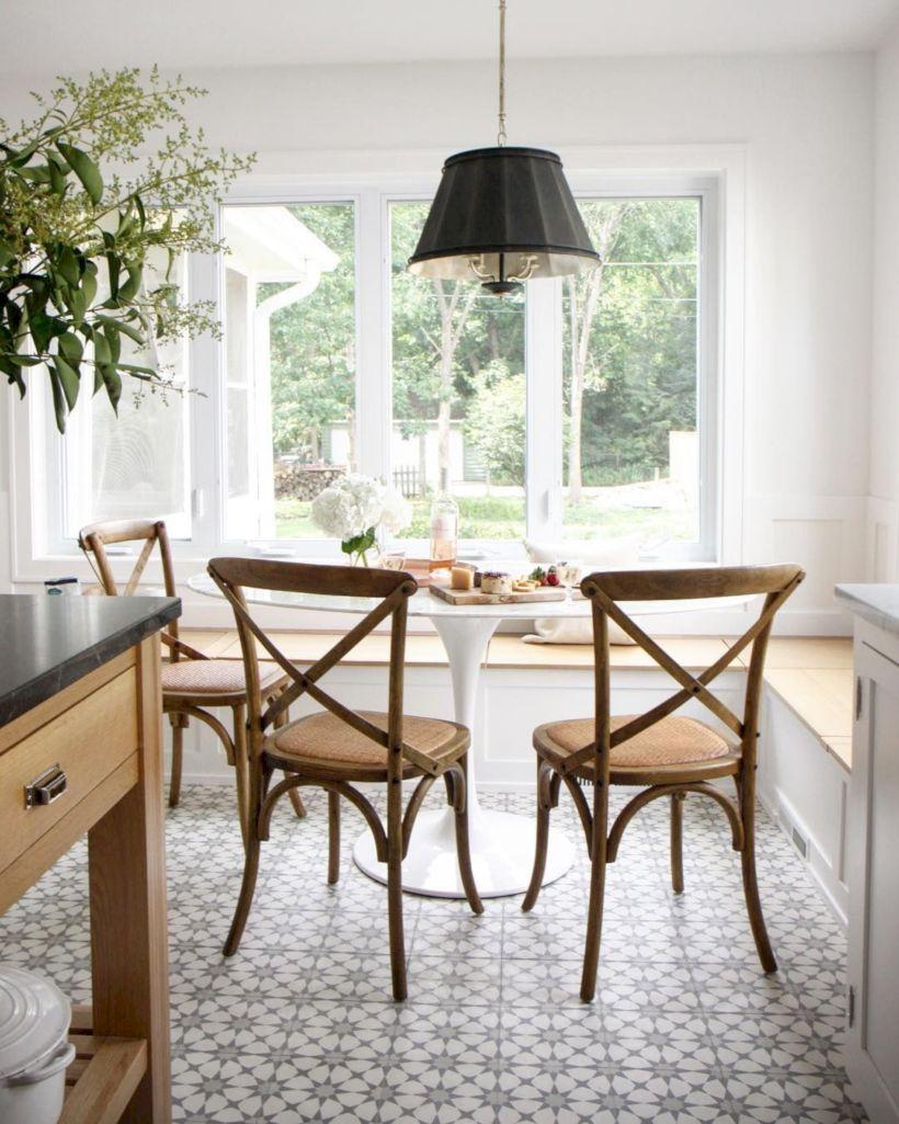 Lovely dining room tiles design ideas 37