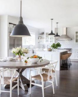 Lovely dining room tiles design ideas 42