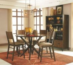 Lovely dining room tiles design ideas 51