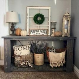 Modern diy thanksgiving decorations ideas for home 09