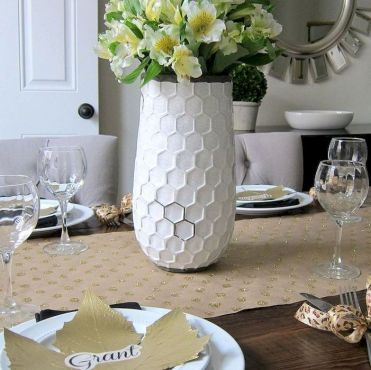 Modern diy thanksgiving decorations ideas for home 17