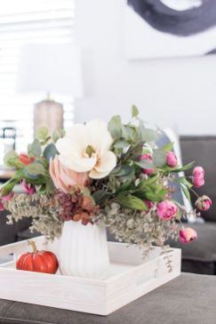 Modern diy thanksgiving decorations ideas for home 27