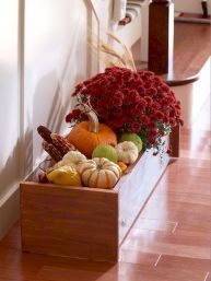 Modern diy thanksgiving decorations ideas for home 29