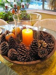 Modern diy thanksgiving decorations ideas for home 32