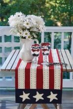 Newest 4th of july table decorations ideas 03