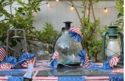 Newest 4th of july table decorations ideas 07