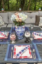 Newest 4th of july table decorations ideas 09