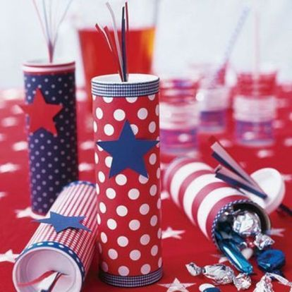 Newest 4th of july table decorations ideas 42