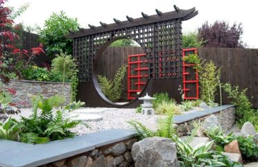Outstanding japanese garden designs ideas for small space 16