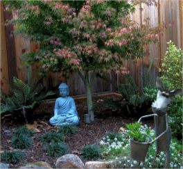 Outstanding japanese garden designs ideas for small space 33