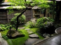 Outstanding japanese garden designs ideas for small space 35