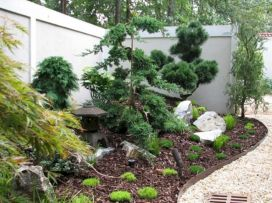 Outstanding japanese garden designs ideas for small space 44