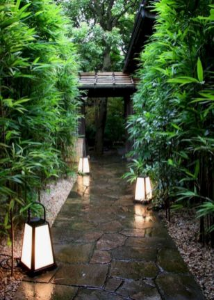 Outstanding japanese garden designs ideas for small space 52