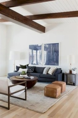 Simple living room designs ideas 45