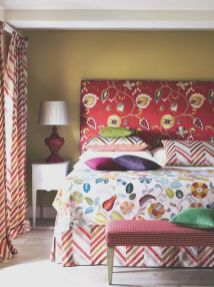 Stunning eclectic collector bedroom ideas 03
