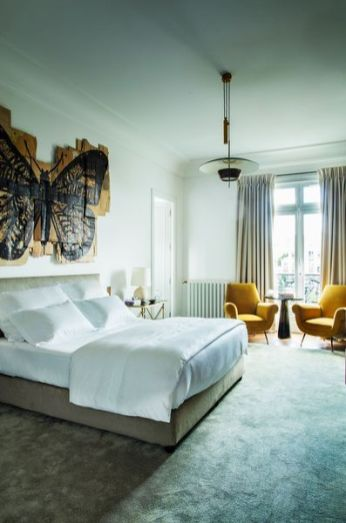 Stunning eclectic collector bedroom ideas 20