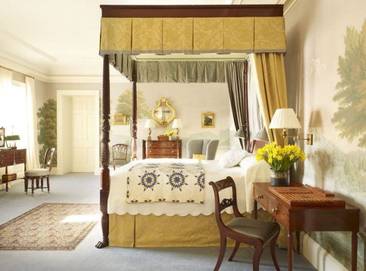 Stunning eclectic collector bedroom ideas 35