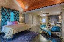 Stunning eclectic collector bedroom ideas 36