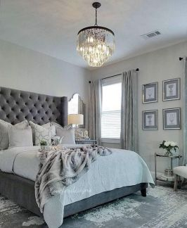 Stunning eclectic collector bedroom ideas 41