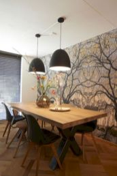 Stylish dining room design ideas 24