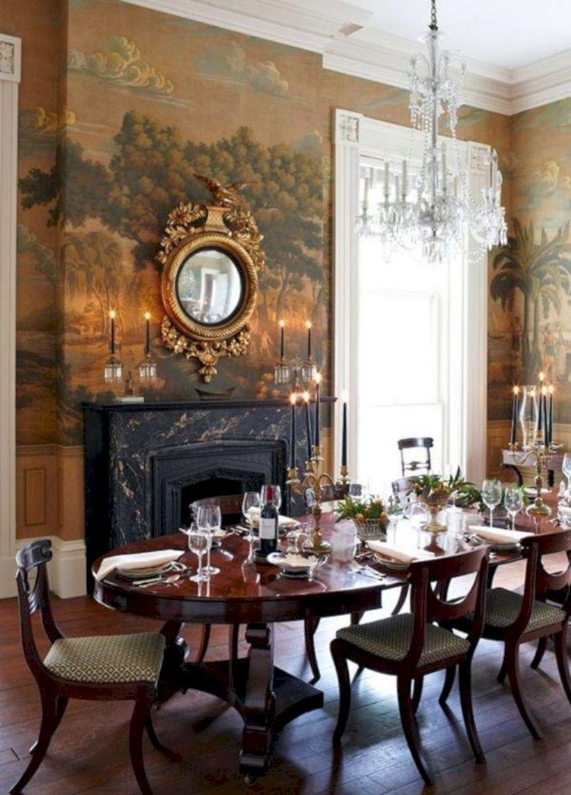 Stylish dining room design ideas 31