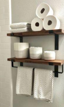 Unordinary bathroom accessories ideas 37