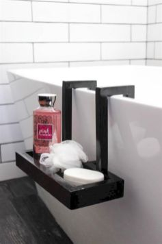 Unordinary bathroom accessories ideas 38