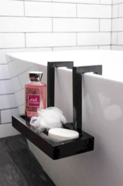 Unordinary bathroom accessories ideas 38