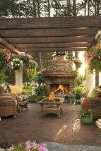 Unordinary patio designs ideas 13